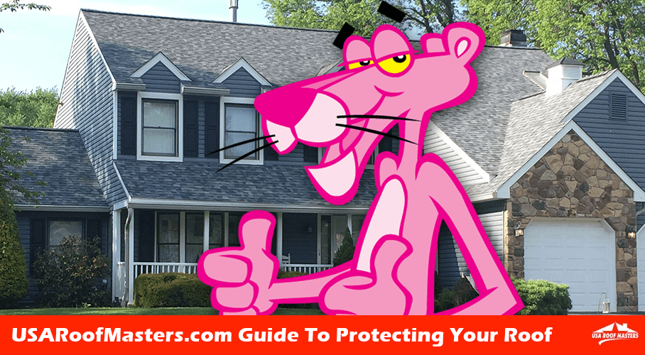 USA Roof Masters Guide to Protecting your Roof